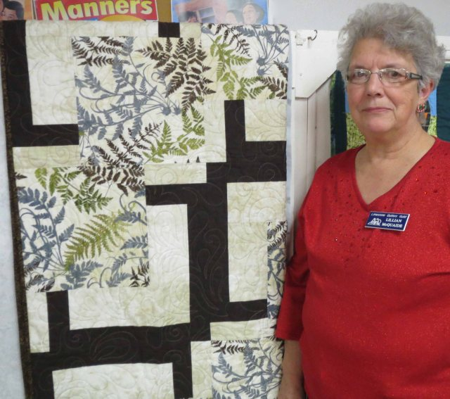 Lillians Fern Quilt