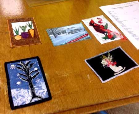 December Postcards_M